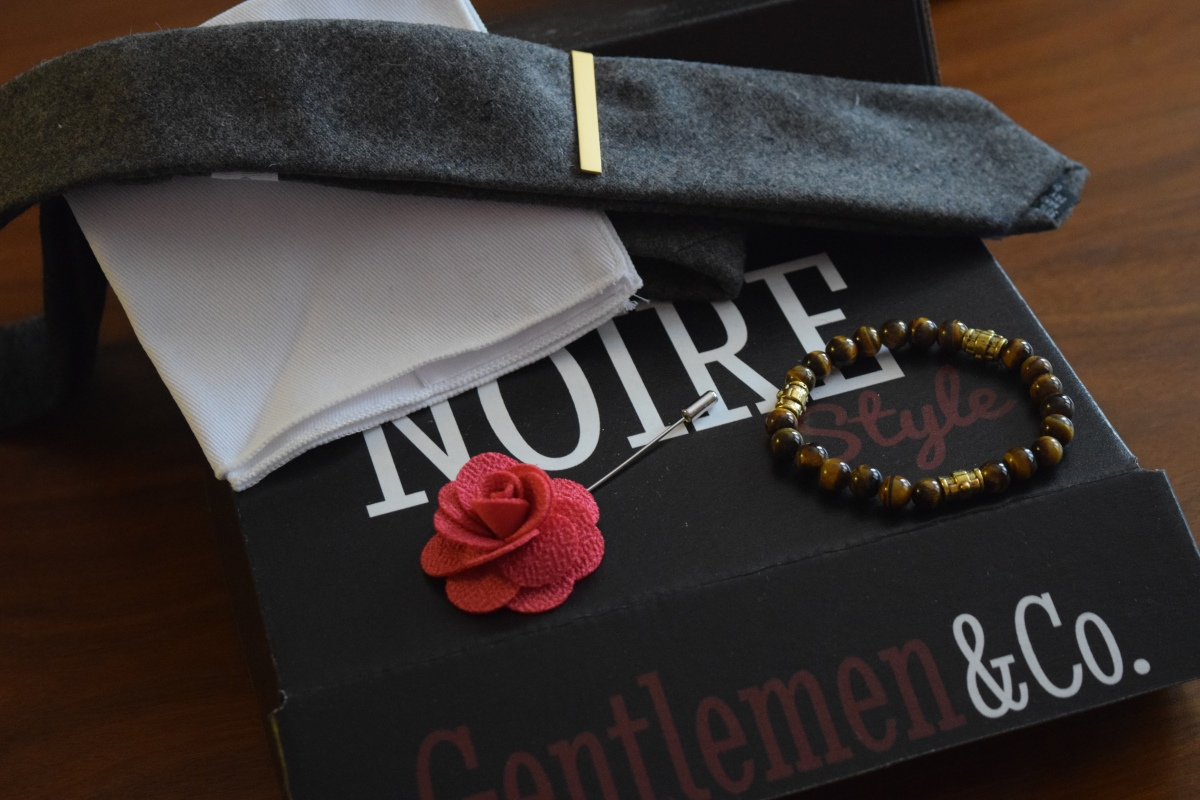 Gentlemen & Co Noire Style Box: May 2016 & $5 off your First Box