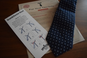 Spffister Tie Box