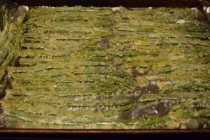 Asparagus Before