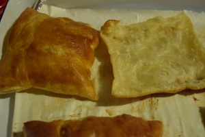 Cooked Pastry