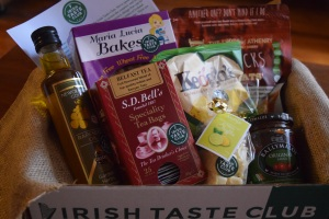 Irish Taste Club 7.2016