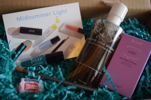 Julep June 2016 Maven Box