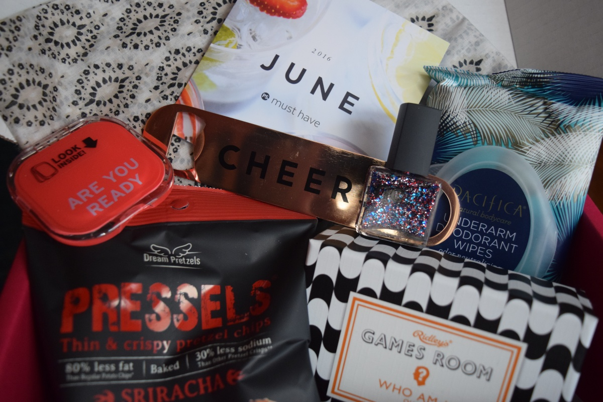 Popsugar: June 2016 & Fall Limited Edition Spoiler!