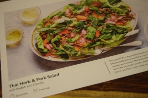 Pork Salad Recipe