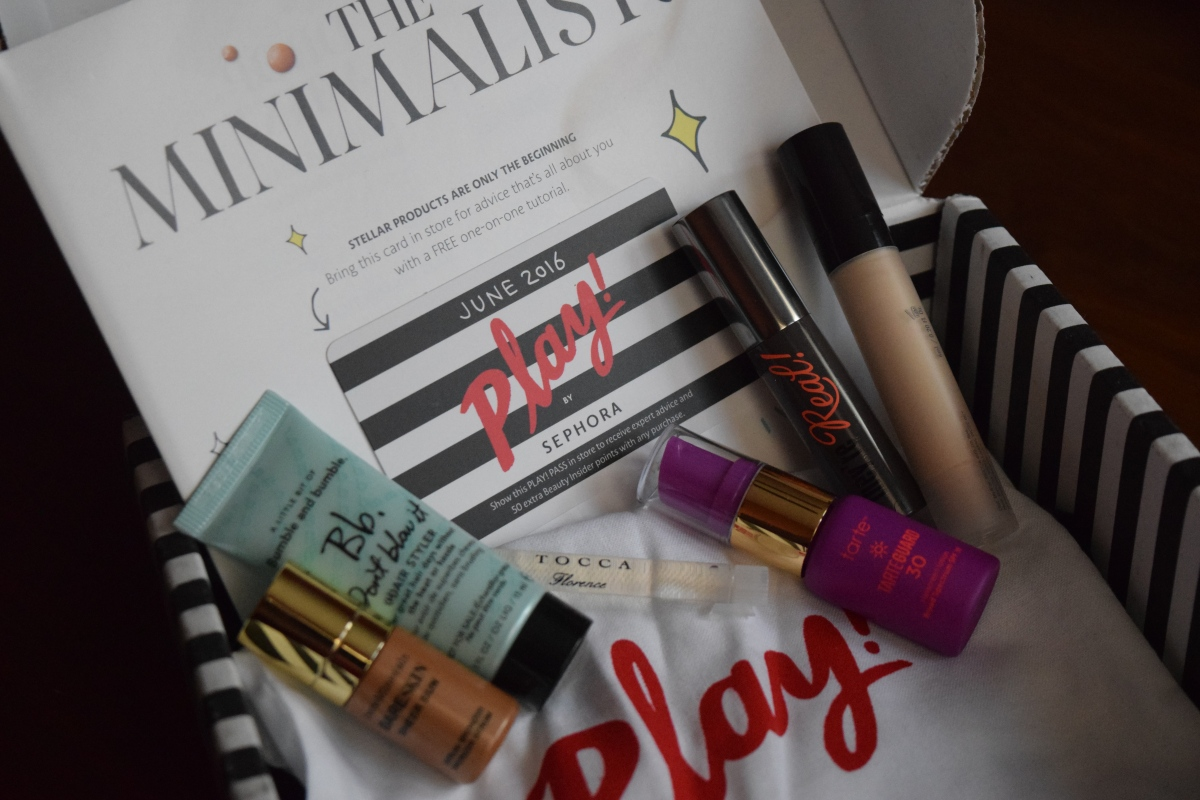 Play by Sephora: June 2016