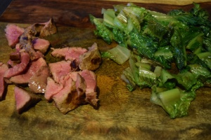 chopped-steak-greens