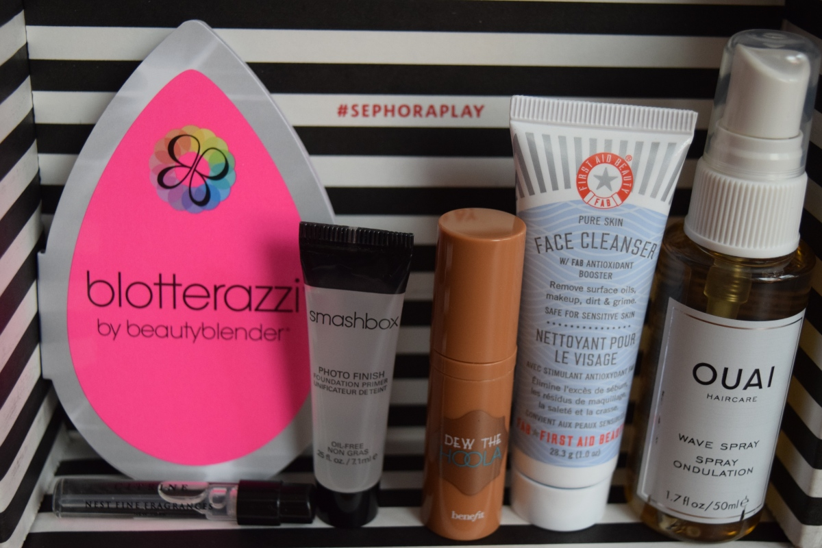 Play by Sephora: July 2016