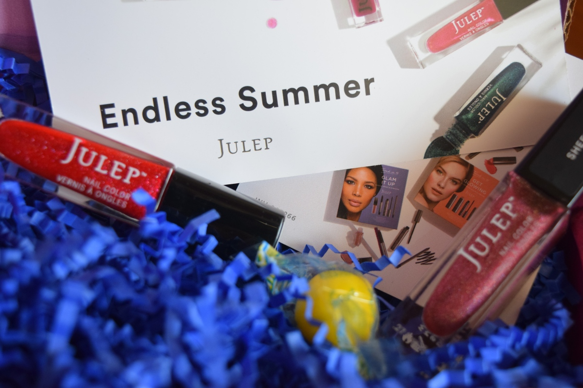 Julep Maven: August 2016 Endless Summer! A Halloween Mystery Box Plus 20% Off!