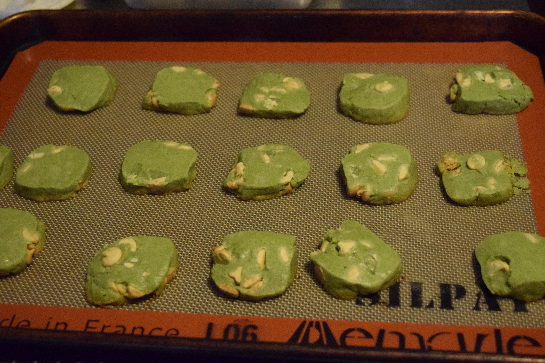 Whisk Amp Flour October 2016 Matcha White Chocolate Chip