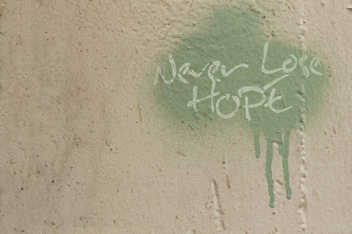 On Hope &Courage