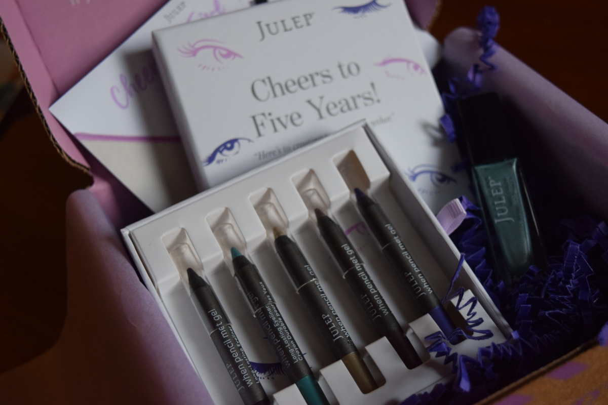 Julep Maven: September 2016: Cheers to Five Years!