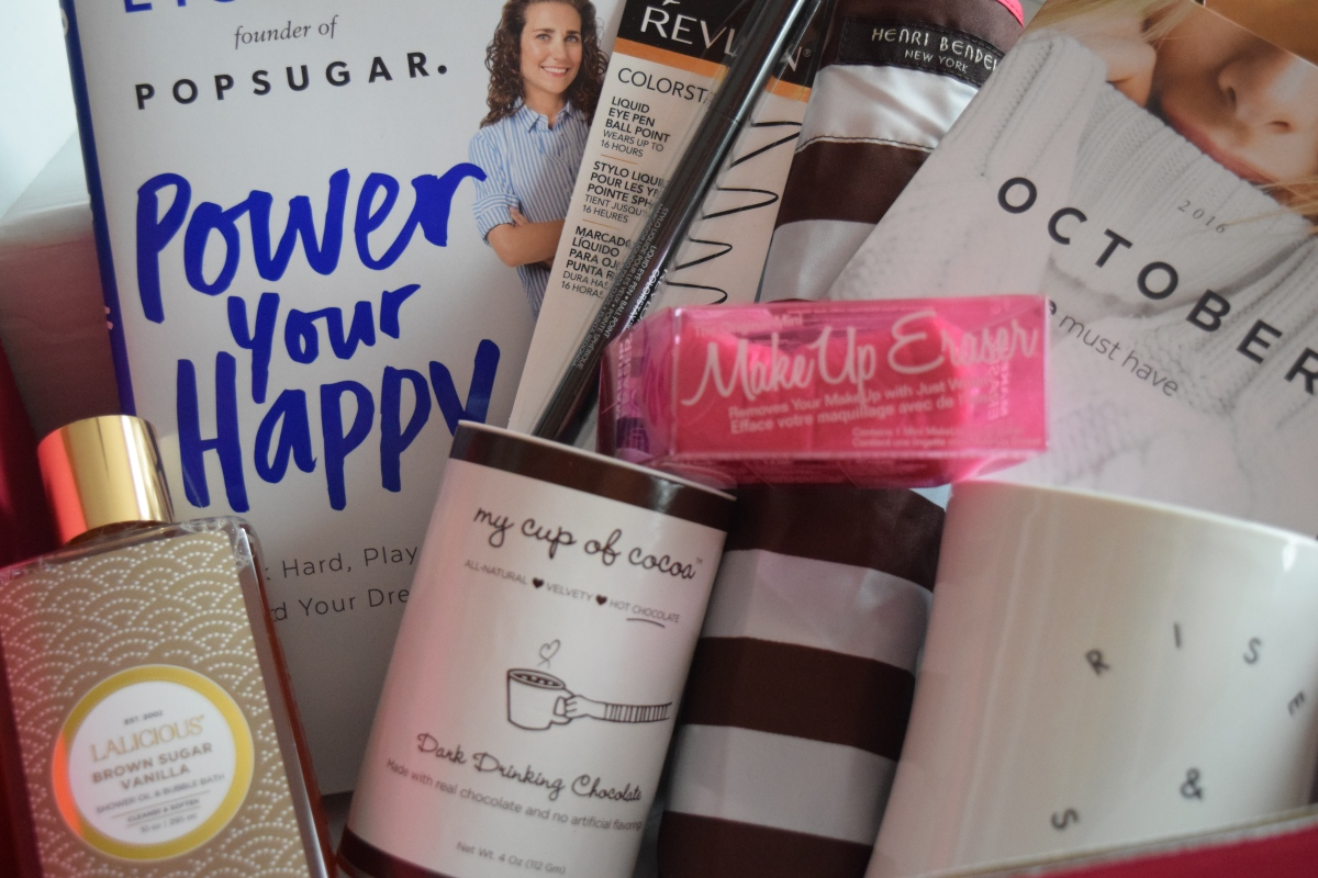 Popsugar: October Must Have Box + Mystery Boxes & December & Winter LE Box Spoilers!