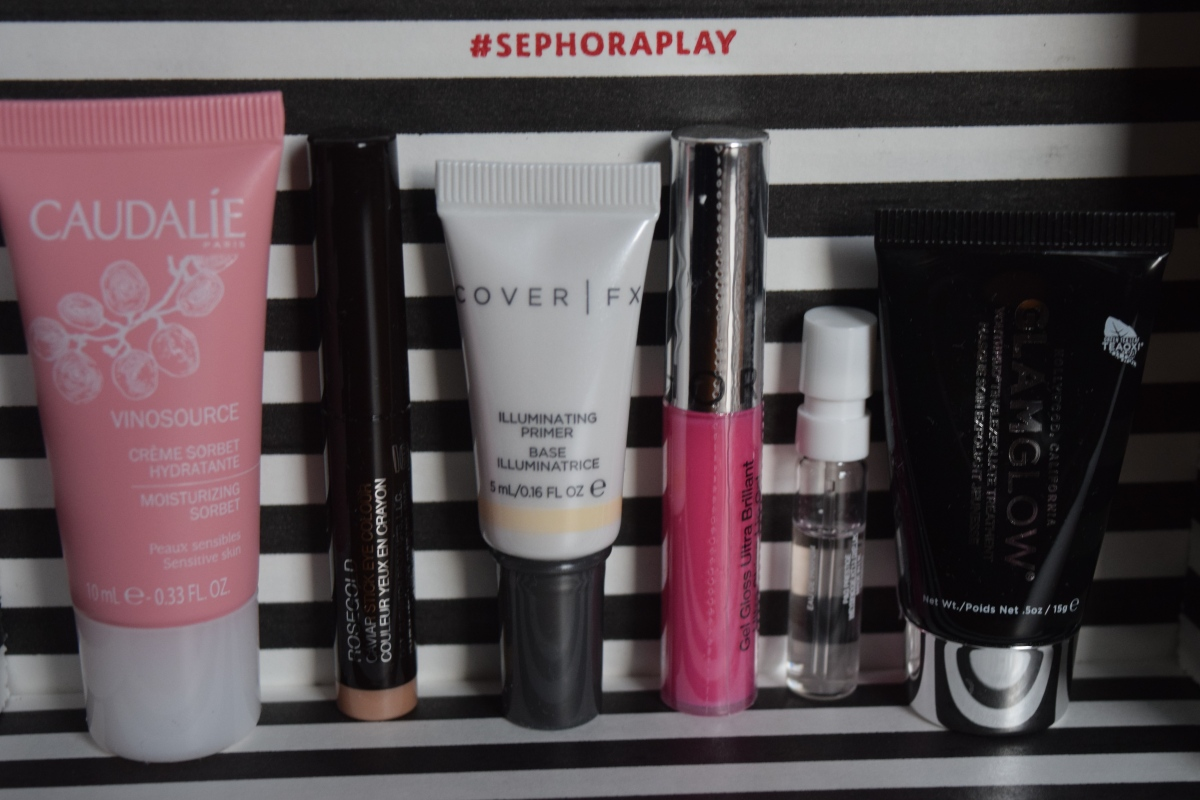 Play by Sephora: November 2016