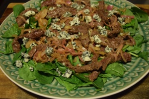 steak-house-salad