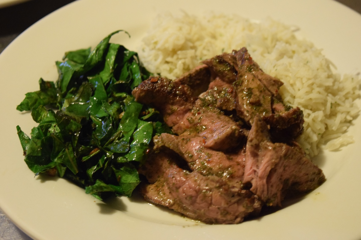 Marley Spoon: Chimichurri Steak & Moroccan Lamb Stew + $30 Off