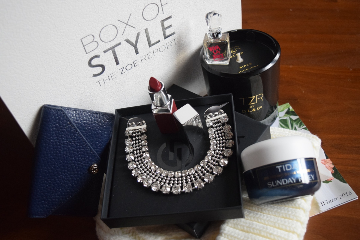 Rachel Zoe Box of Style: Winter 2016, Spring Spoilers + $10 Off