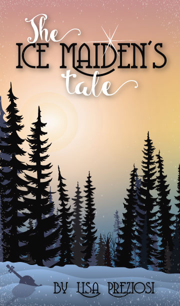Writer's Shelf: The Ice Maiden's Tale – Book Release &Cover!