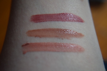 MEMEBox lipsticks