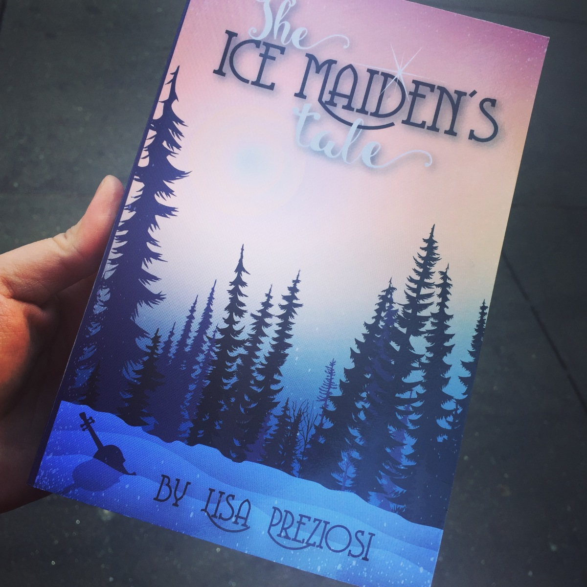 Writer's Shelf: The Ice Maiden's Tale – Kindle Presale!