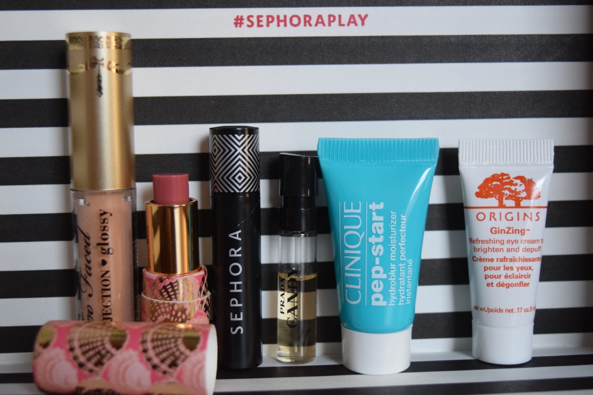 Play by Sephora: February 2017