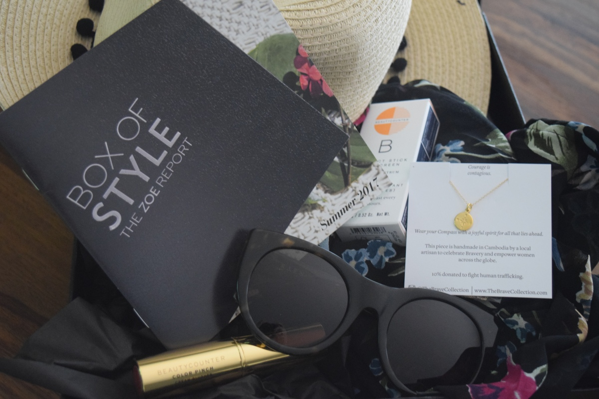 Rachel Zoe Box of Style: Summer 2017