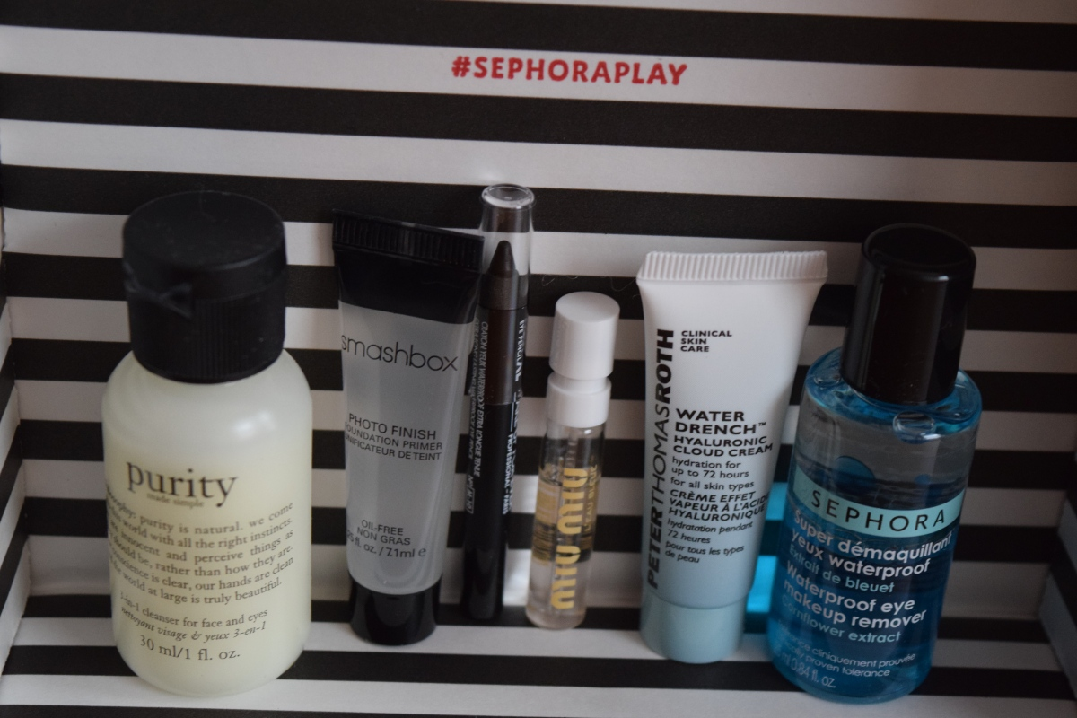 Play by Sephora: April 2017