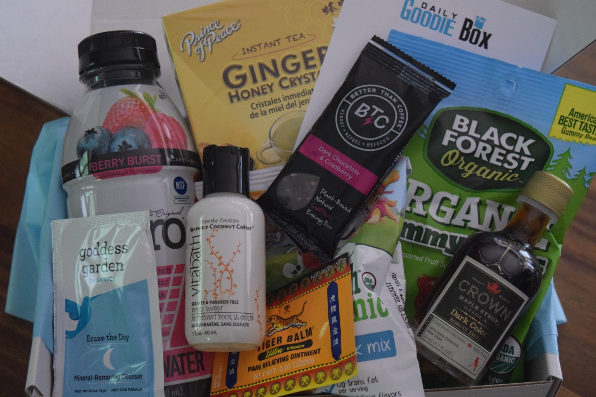 Daily Goodie Box – June 2017