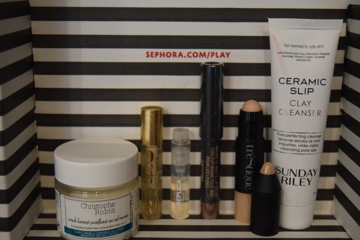 Play by Sephora: May 2017