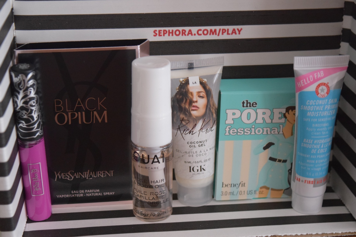 Play by Sephora: June 2017