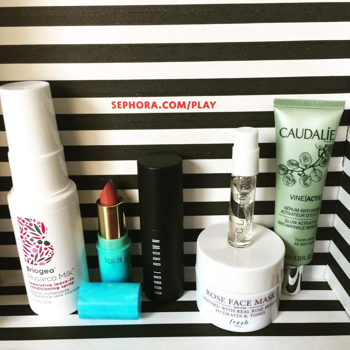 Play by Sephora: July 2017