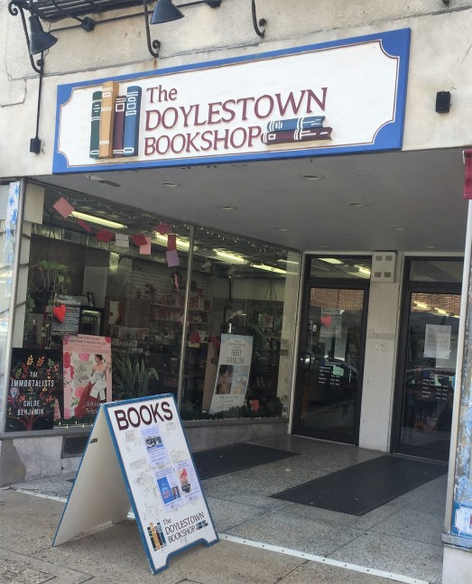 The Doylestown Book Shop
